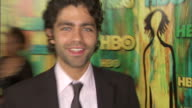 HD Adrien Grenier on red carpet at Pacific Design Center posing for camera