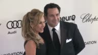 Adrienne Maloof and Dr Paul Nassif at Elton John Aids Foundation Celebrates 20th Annual Academy Awards Viewing Party on 2/26/12 in Hollywood CA