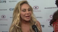 INTERVIEW Adrienne Maloof on the foundation and Robert at the The Annual Brent Shapiro Foundation For Alcohol And Drug Prevention Summer Spectacular...