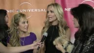 Adrienne Maloof Taylor Armstrong and Lisa VanderPump on if they're surprised by the instant success of the show at the NBC Universal Press Tour...