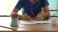 Adult Coloring Books - Brief