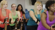 Adult Exercise Bike Class