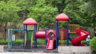 T/L WS Adventure Playground at Residential Area / Guangzhou,China