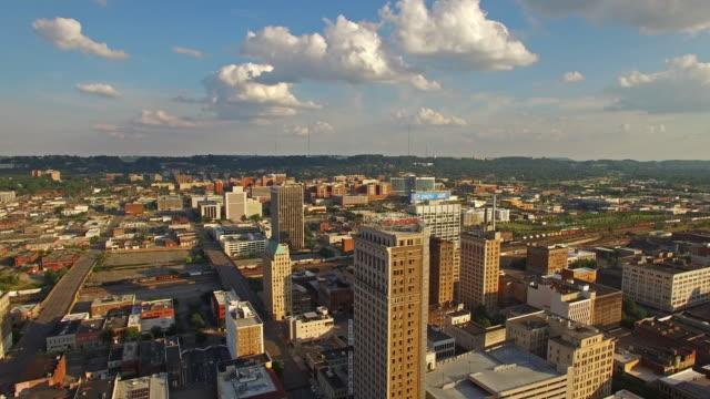 Aerial Alabama Birmingham