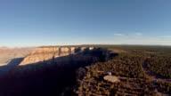 Aerial Arizona Grand Canyon