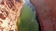 Aerial Arizona Marble Canyon
