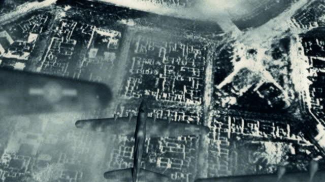 Aerial Bombardment World War Two B-17 Bombers