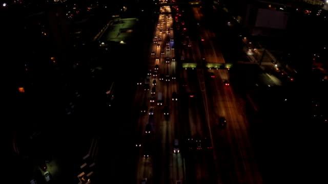 Aerial California Los Angeles