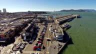 Aerial California San Francisco