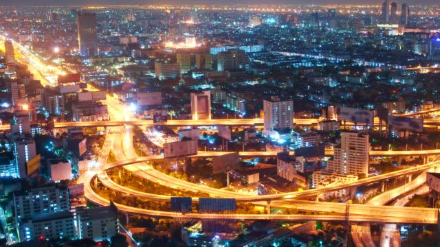 Aerial Stadtansicht Blick in Asien