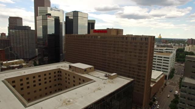 Aerial Colorado Denver