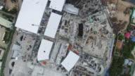 aerial construction site
