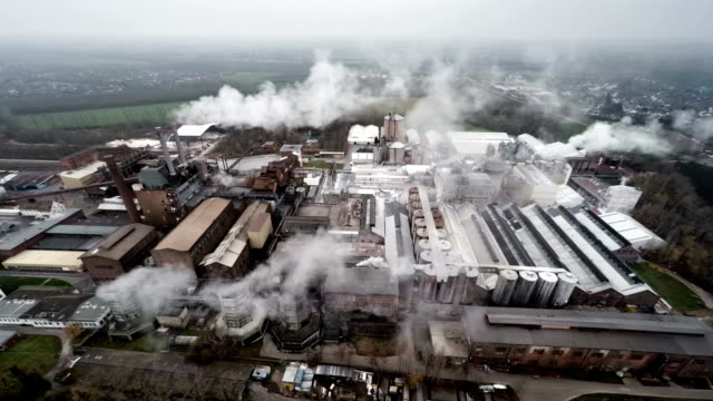 Aerial : Factory