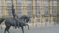 Aerial Footage Of Houses Of Parliament