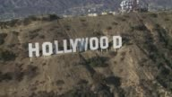 LA from the air on October 25 2013 in Los Angeles California
