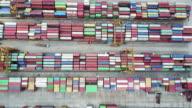 aerial industrial port