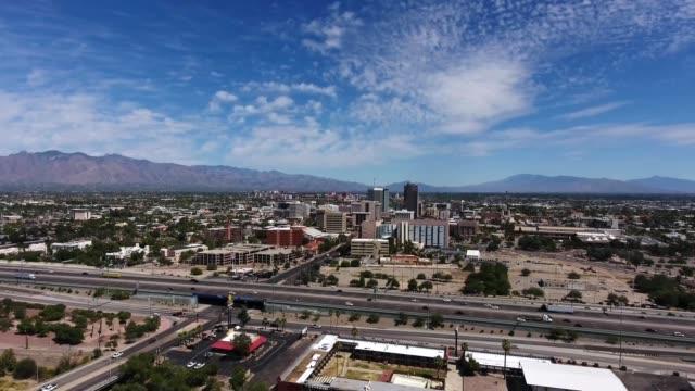 Aerial Lock Down Tucson Arizona