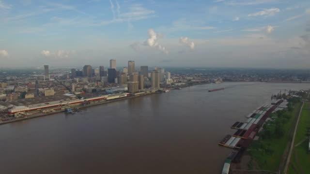 Aerea del Mississippi, New Orleans