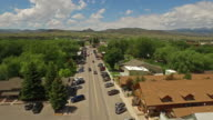 Aerial Montana Ennis