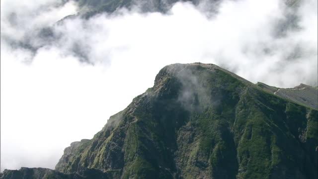 Aerial Mt. Kashimayari