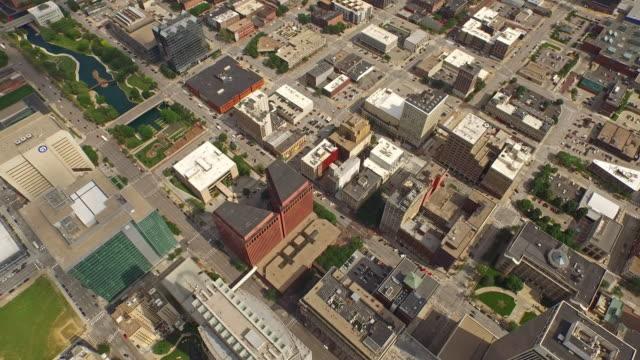 Luchtfoto Nebraska Omaha