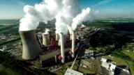 Luftaufnahme von Power Station