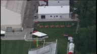 WJW Aerial of the Cleveland Browns Training Camp on July 17 2017