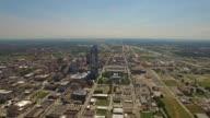 Luftaufnahme von Oklahoma City, Oklahoma