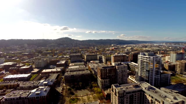 Aerial Oregon, Portland