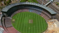 Aerial over Melbourne Cricket Ground