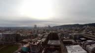 Aerial Portland NW