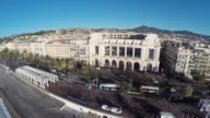 Aerial Reveal Nice, France