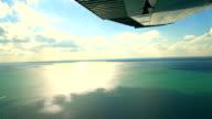 HD: Veduta aerea dell'oceano Atlantico