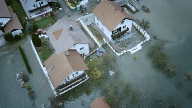 Luftaufnahme der lichtdurchflutete Bereich