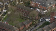 Aerial shots West London house estate where Mohammed Emwazi lived on February 26 2015 in London England