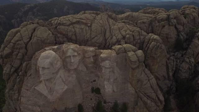 Luchtfoto South Dakota Mt Rushmore