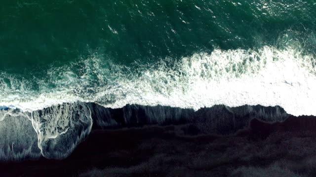 Aerial tracking shot