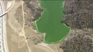 KTLA Aerial View of Algal Bloom at Pyramid Lake