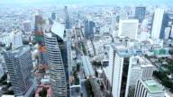 Luftbild von Bangkok