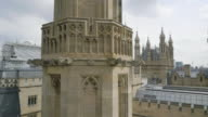 Aerial View of Houses of Parliament
