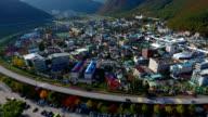 Aerial view of Jeongseongun