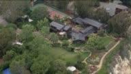 KTLA Aerial View of Julia Roberts' House