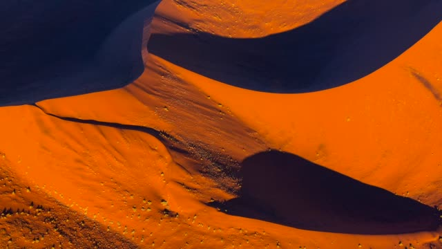 Aerial view of Namib-Naukluft National Park