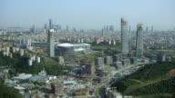 Aerial View Of Turk Telekom Arena In Istanbul Turkey