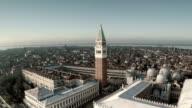 Luftbild von Venedig