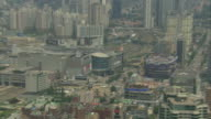 Aerial View of Yongsan KTX Railroad Station