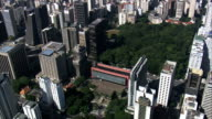 Vista aerea-San Paolo, San Paolo, Brasile