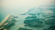 Vista aerea a Far Rockaway e Long Island, New York, Stati Uniti