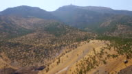 Aerial views of territory in northern Iraq that could become part of an independent Kurdistan after the upcoming referendum September 2017 NNBZ123B...