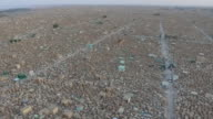 Aerial views over the Wadi AlSalaam cemetery the largest in the world in Najaf Iraq